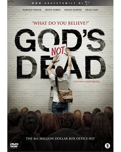 DVD God's not dead (1)