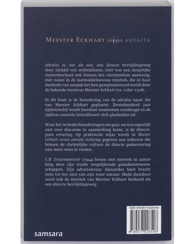 Meester Eckhart versus advaita