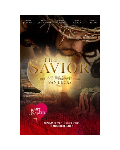 DVD The Savior - Hart van Pasen