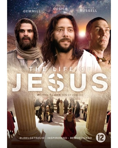 DVD The life of Jesus
