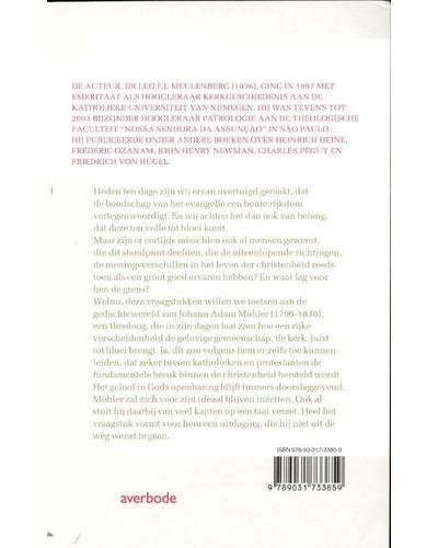 Meesters in spiritualiteit - Johann Adam Möhler