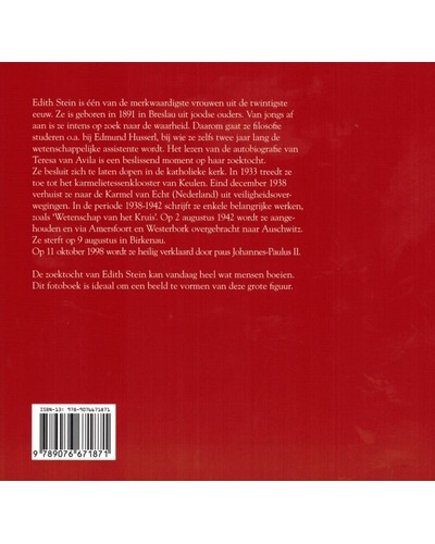 Edith Stein - fotoalbum