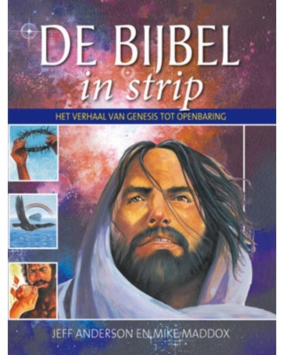 De Bijbel in strip