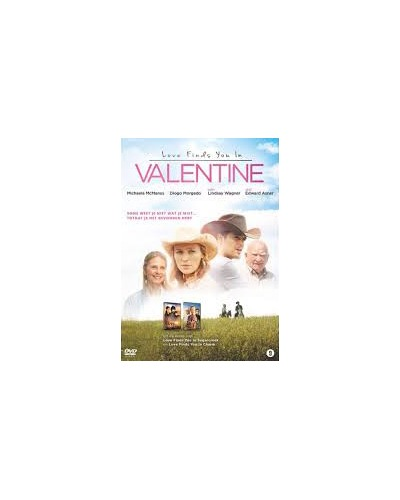 DVD Love finds you in Valentine