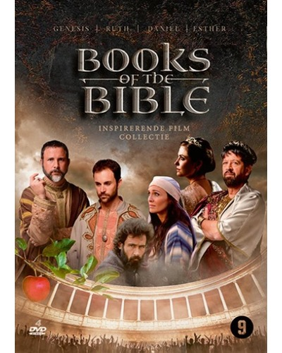 DVD Books of the Bible - 4-DVD