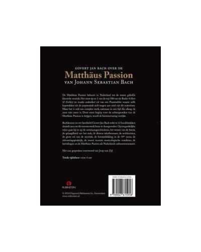Over de Matthäus Passion van J.S.Bach met 4CD