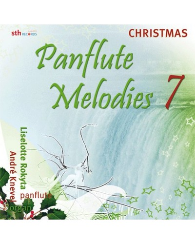 CD Panflute Melodies 7 - Christmas