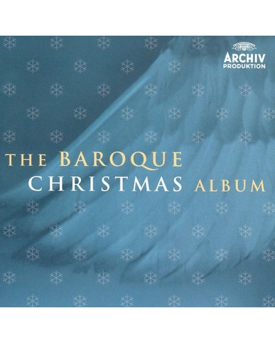 CD The Baroque Christmas album