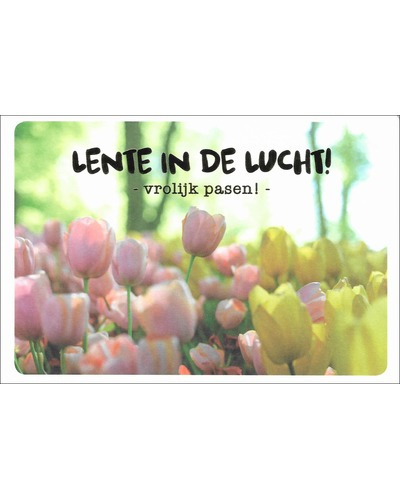 Kaart Enfant terrible - 3416 Lente in de lucht