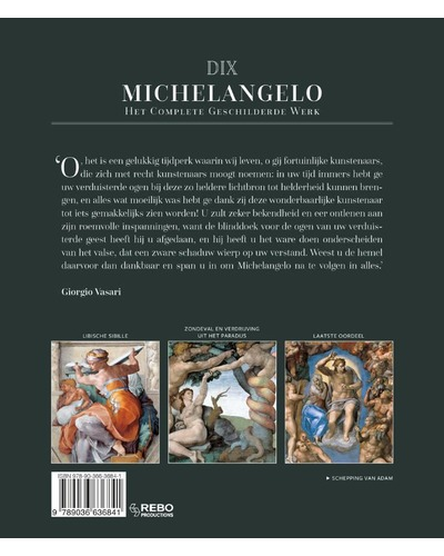 Michelangelo - kunst