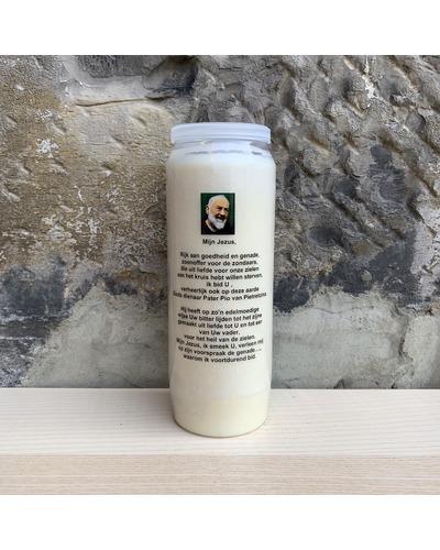 Candeladida - noveenkaars Pater Pio