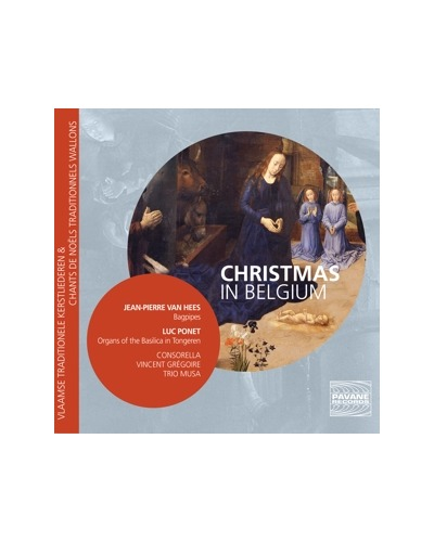 CD Christmas in Belgium