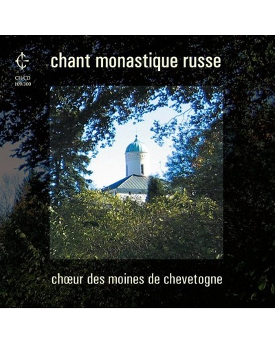 CD Chant monastique Russe