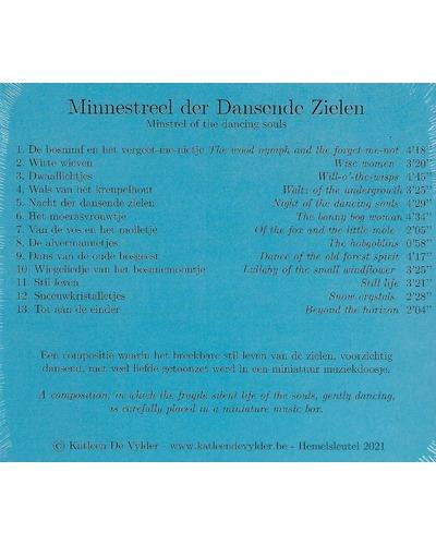 CD Minnestreel der dansende zielen