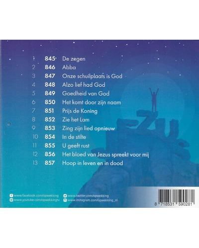 CD Op wekkingsliederen nr45 845-857