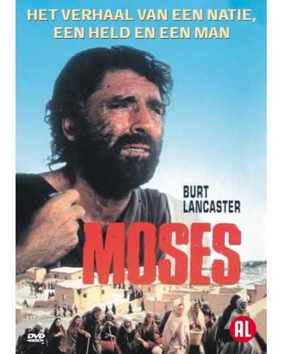 Dvd Moses