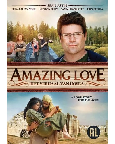 DVD Amazing love