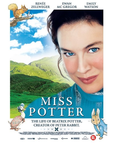 DVD Miss Potter