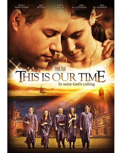 DVD This is our time