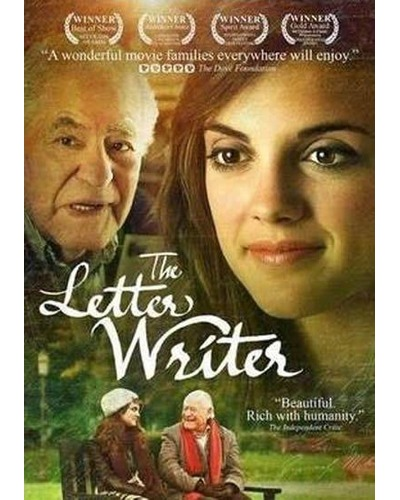 DVD The letter writer