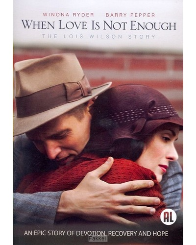 DVD When love is not enough